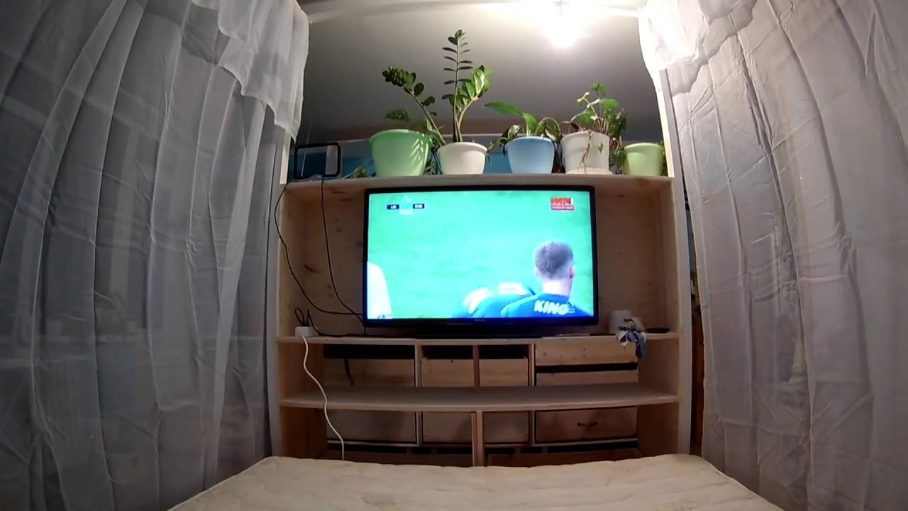 Тумба под телевизор своими руками из дерева для дачи фото 281
