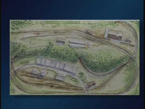 Building a Model Railroad Series #1–Designing