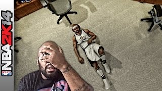NBA 2K14 My Career Mode PS4 FaceCam Ep 2 - The Rookie Showcase Game vs Jackson Ellis