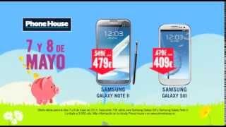 Llegan los Días Locos de Phone House - 7 y 8 de mayo