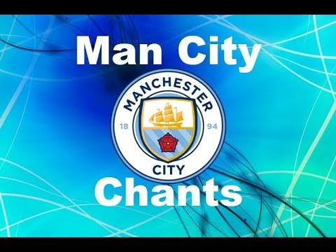 Manchester City's Best Football Chants Video | HD W/ Lyrics Ft. Yaya Yaya Yaya Yaya Toure