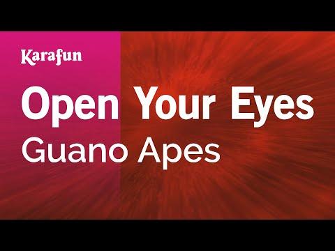 Karaoke Open Your Eyes - Guano Apes *