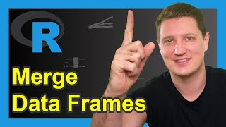 Merge Data Frames by Column Names in R (Example) | Combine with merge Function