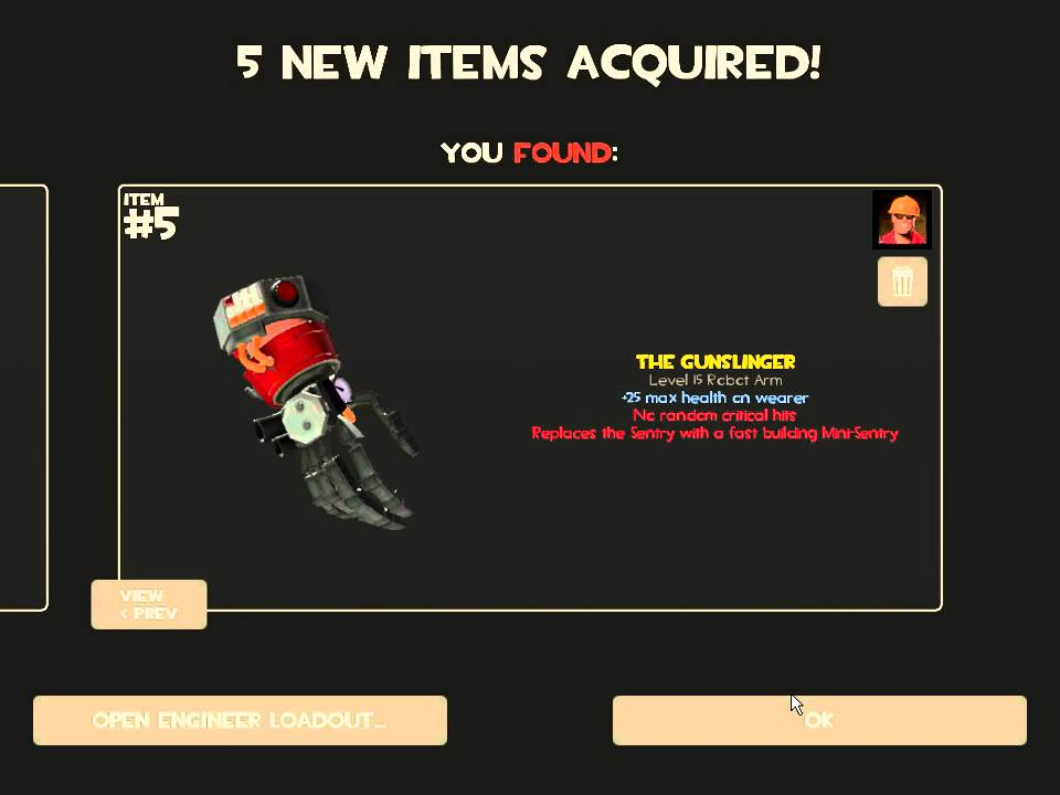 first and only tf2 hat drop anyone has ever gotten in the history of