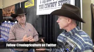 Barry Gets A New Stetson Cowboy Hat At The Ncba 12