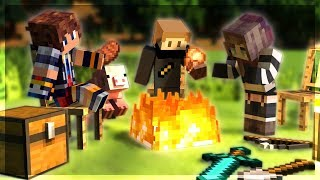 LA NOUVELLE AVENTURE : 3M LEGENDS ! - MINECRAFT #1