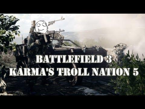 Battlefield 3 Karma&39;s Troll Nation 5