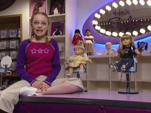American Girl Place NY tour 2004