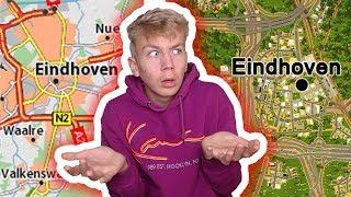 EINDHOVEN BOUWEN! (NEDERLAND NABOUWEN in Cities Skylines #2)
