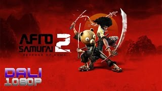 Afro Samurai 2: Revenge of Kuma Volume One PC Gameplay 60fps 1080p