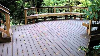 Outdoor Balcony Decking