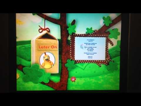 Sprout  Later On: Sunny Side Up Next: Caillou w Super Why credits 22115