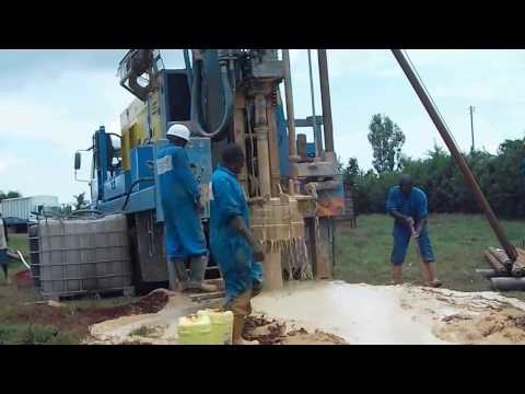 WATER BOREHOLE DRILLERS NIGERIA COMPANY