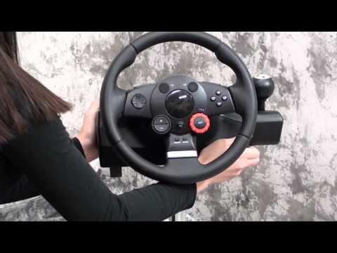 グランツーリスモをハンコンでプレイ ドライビングフォースGT