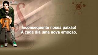 Luan Santana - Adrenalina ( Nova com Letra )