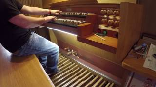 SOMETHING JUST LIKE THIS on CHURCH ORGAN (The Chainsmokers & Coldplay) (HD)