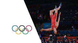 Roman Vlasov (RUS) Wins Greco-Roman Wrestling Gold - London 2012 Olympics