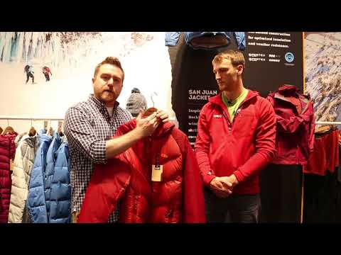 ISPO 2018 - Outdoor Research - Alpine Down Jacket