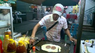 Best Burger in Malaysia | Street Food