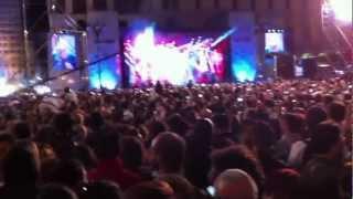 Biagio Antonacci - Pazzo di Lei Radio Italia Live