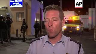 Israeli police: two policemen injured in attack in Jerusalem