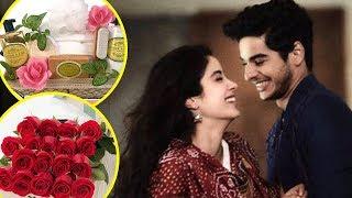 Ishaan Khattar's ROMANTIC Gesture for Girlfriend Jahnavi Kapoor is AWW!