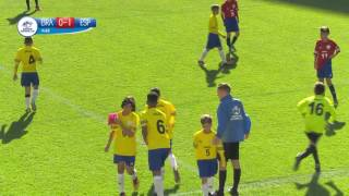 Brazil vs Spain - Ranking match 3/4 - Full Match - Danone Nations Cup 2016