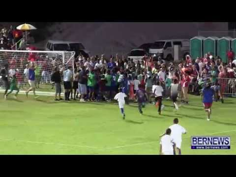 Women's Football Final Penalty Shootout, July 18 2013