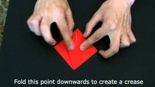 How To Make An Origami Beating Heart