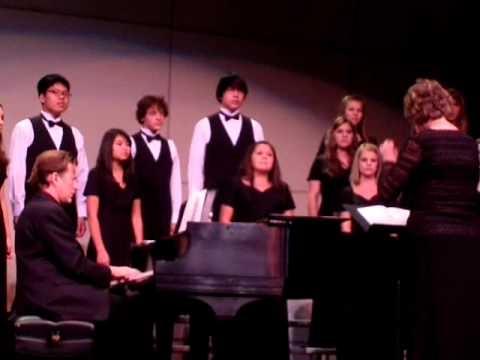 faith lutheran choir concert solo Jessica Davis