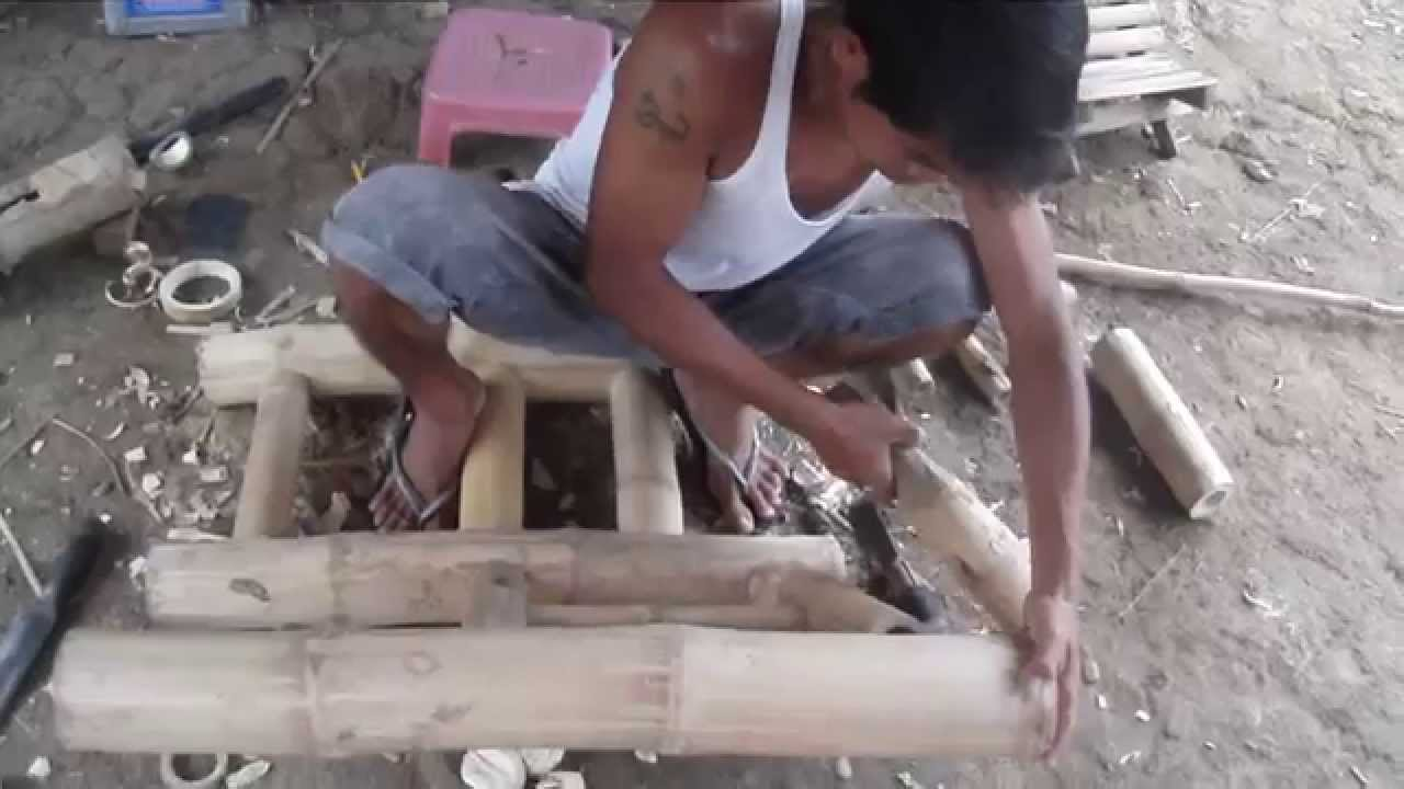 making bamboo furniture chairs cris bamboo subscriber requested video building bamboo furniture