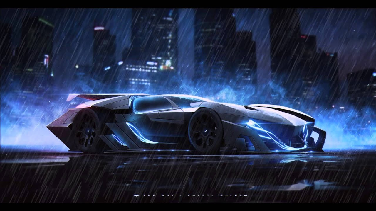 Lamborghini Ankonian Live 3d Art The Bat Youtube