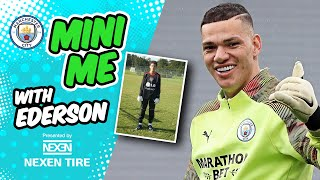 Growing up in Brazil | Ederson as a Child | Mini Me