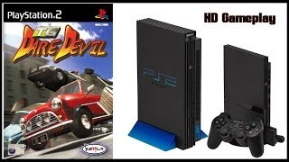 TG DareDevil (PS2)(2000) Gameplay (HD)