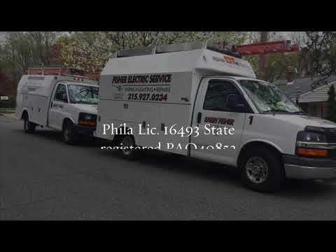 Philadelphia Pennsylvania Electricians - Barry Fisher Electric