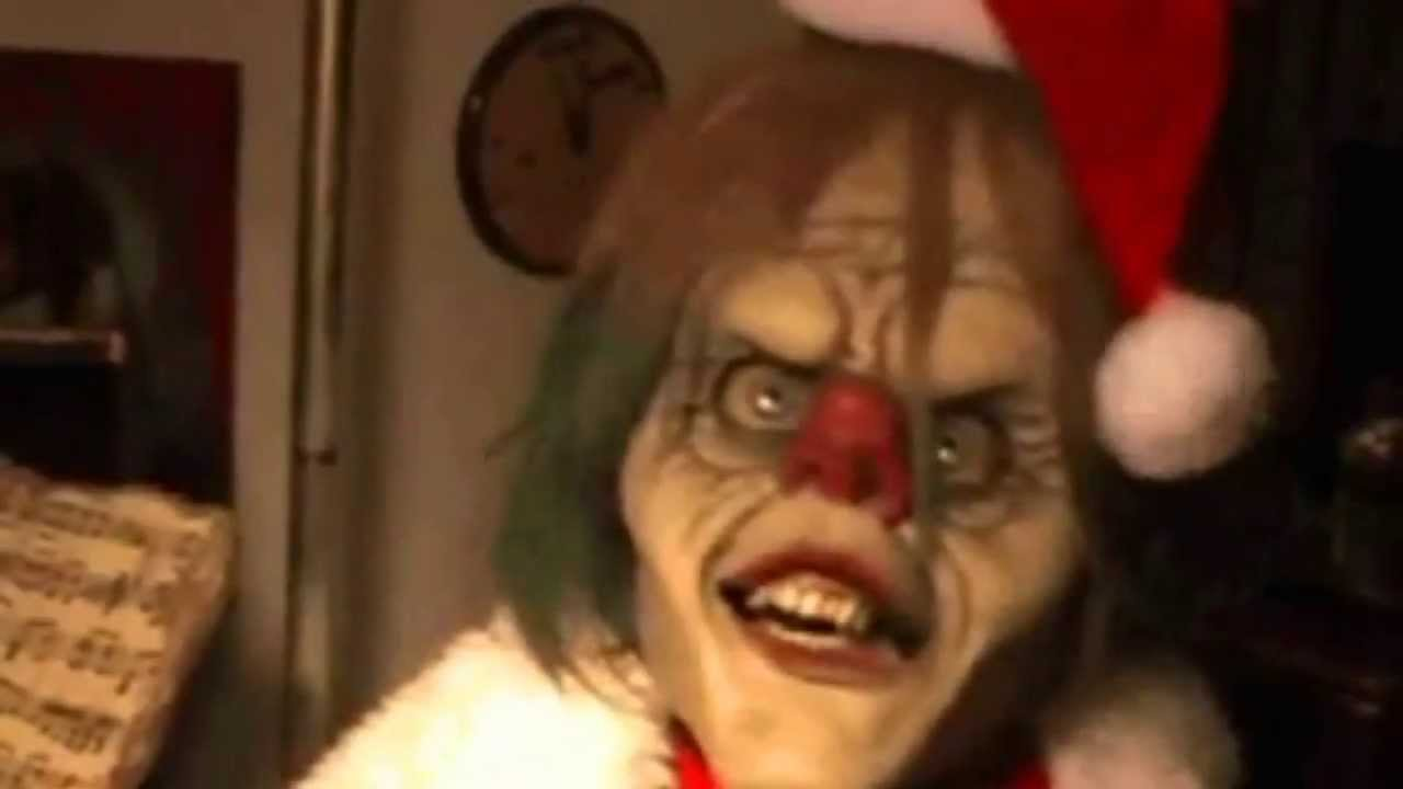 TRIPPY The Clown Ruins CHRISTMAS - YouTube