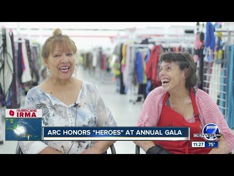 Arc Honors Heroes Of The Year Like Tara Wehry