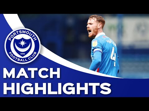Portsmouth Accrington Goals And Highlights