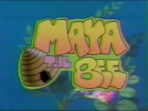 Image result for maya the bee 1975