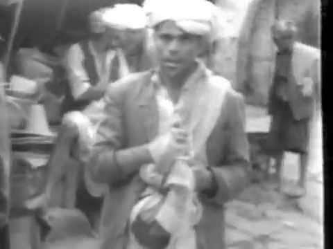 Old Market Street Souk, Sana'a, Yemen, Aug 8, 1975