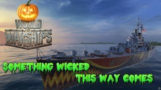 World of Warships - Something Wicked This Way Comes
