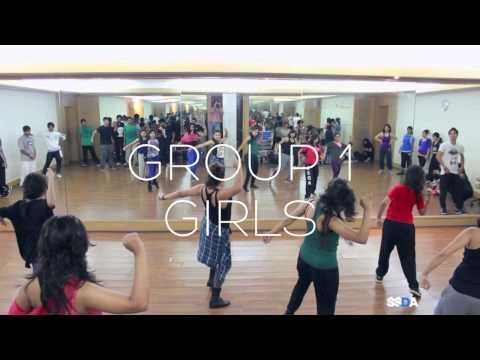 Lemme See - Usher - Advance Hip-Hop Master Class Choreography