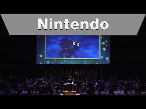 Nintendo - An Interview with Eiji Aonuma and Koji Kondo at The Legend of Zelda Symphony