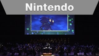 Nintendo - An Interview with Eiji Aonuma and Koji Kondo at The Legend of Zelda Symphony