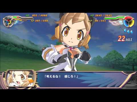 Super Heroine Chronicle: Tachibana Hibiki All Attacks