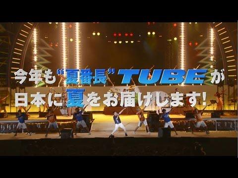 TUBE ミニアルバム『sunny day』トレーラー(2017年6月7日発売)