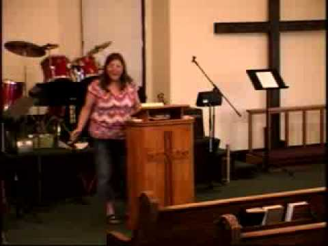 Cleansing Your Temple - Sis. Cheryl Miller