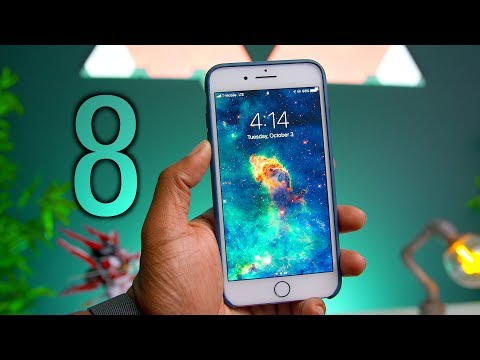 IPhone 8 + IPhone 8 Plus - A REAL Day In The Life!