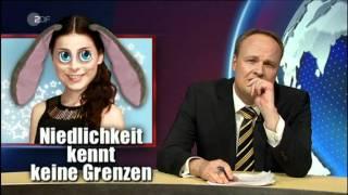 ZDF Heute Show 2011 Folge 14 vom 13.05.11 mit Claudia Roth