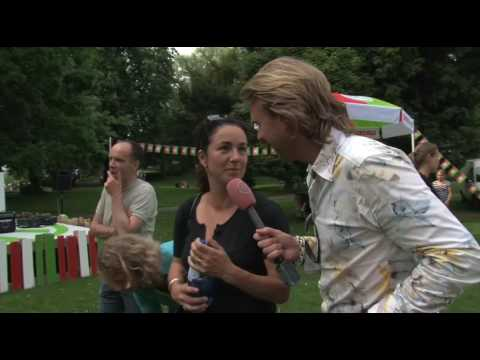 Rutger gaat picknicken met Femke